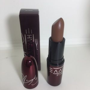 Mac Aaliyah matte lipsticks try again Nude